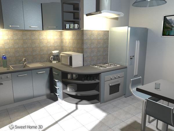 Sweet Home 3D 4.4