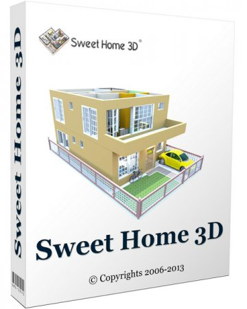 Sweet Home 3D 4.4 โปรแกรมออกแบบบ้านง่ายๆ