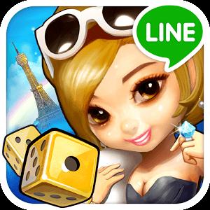 LINE เกมเศรษฐี Let Get Rich บนมือถือ สมาร์ทโฟน แท็บเล็ต