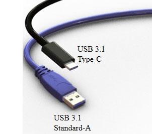 พอร์ต USB Type-C ที่ถูกพัฒนาให้เสียบง่ายกว่าเดิม
