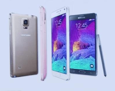 Samsung Galaxy Note 4 รีวิว สเปค พร้อมฟังก์ชันใหม่ (ภาพประกอบ)