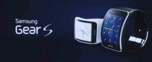 Samsung Gear S เป็น Smartwatch รุ่นใหม่จาก Samsung ที่เปิดตัวในงาน IFA 2014