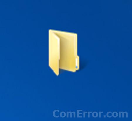 วิธีการสร้างและตั้งชื่อ Folder ใหม่ พร้อมเทคนิคการ Rename ซ่อนชื่อโฟลเดอร์