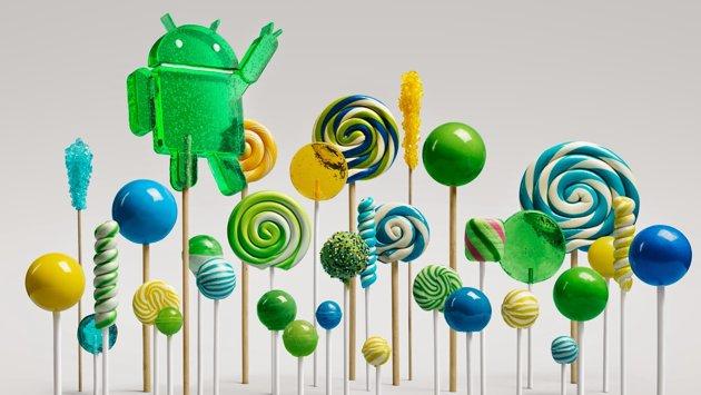 Google เผย Android Lollipop คือชื่อเต็มของ Android L