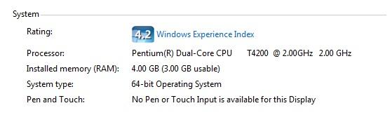 Windows แบบ 32bit (x86) กับ 64bit (x64) คืออะไร ต่างกันตรงไหน