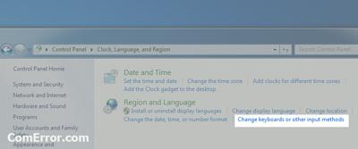 วิธีการเซทให้กดปุ่มเปลี่ยนภาษาโดยใช้ ~