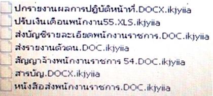 ทำความรู้จักกับ CTB-Locker Ransomware ไวรัสสุดอันตรายที่จับไฟล์งานของคุณไปเรียกค่าไถ่
