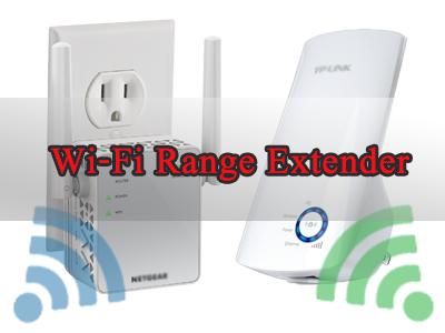 มารู้จักกับ Wi-Fi Range Extender คืออะไร