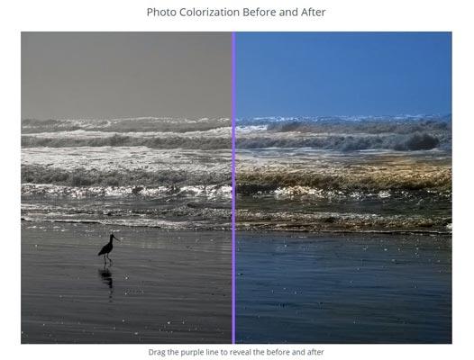 เปลี่ยนแปลงภาพขาวดำให้กลับมาเป็นภาพสีง่ายๆ ด้วย algorithmia