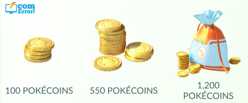 PokeCoins