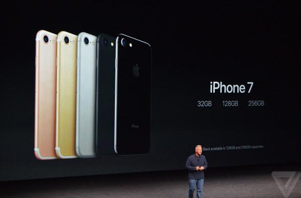 iphone 7 ความจุ 32GB / 128GB / 256GB
