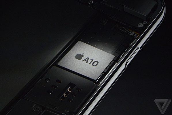 iphone 7 ใช้ชิพ A10