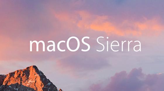 วิธีสร้าง USB Bootable สำหรับติดตั้ง macOS Sierra โดยไม่ต้องติดตั้งโปรแกรมเพิ่ม [สำหรับ macOS]