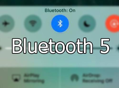 มาตรฐานใหม่ Bluetooth 5 เร็ว ไกล ไฉไลกว่าเดิม
