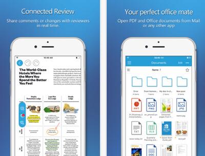 Foxit Mobile PDF แอพเปิดอ่านไฟล์ PDF บนมือถือและแท็บเลต
