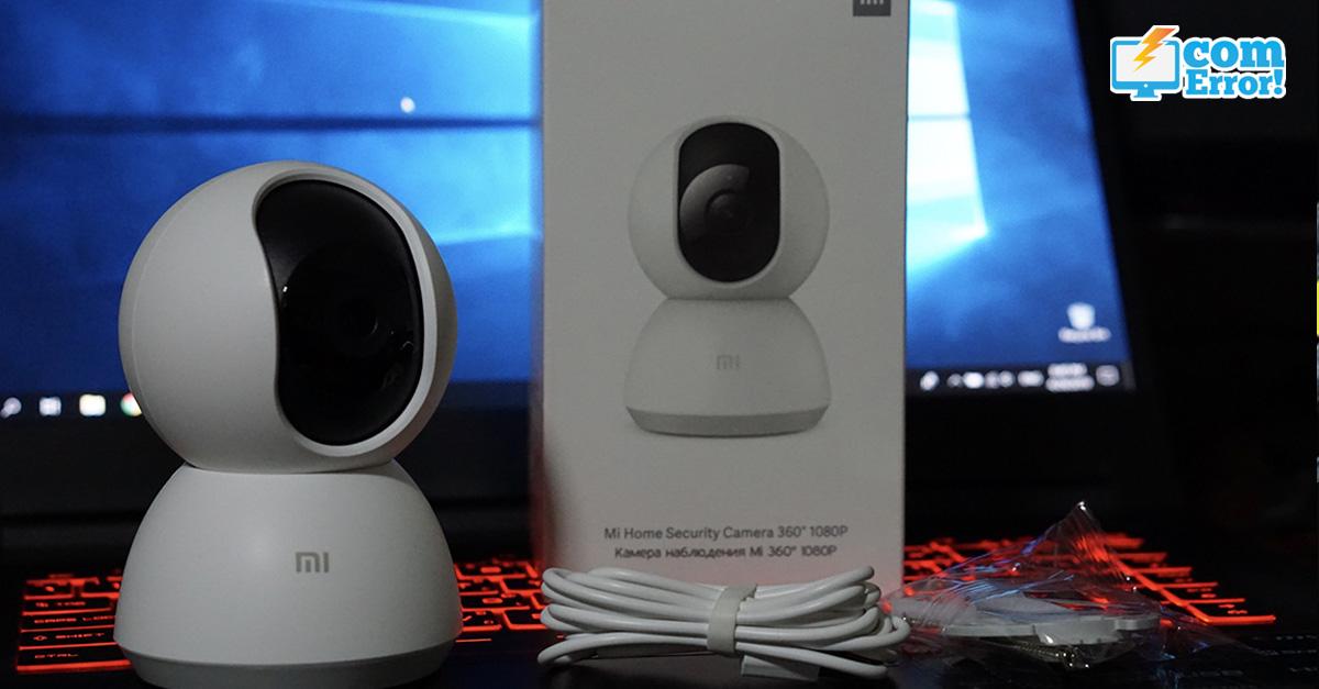 วิธีเชื่อมต่อ Mi Home Security Camera 360° 1080P กับมือถือ เพื่อสั่งงานระยะไกล