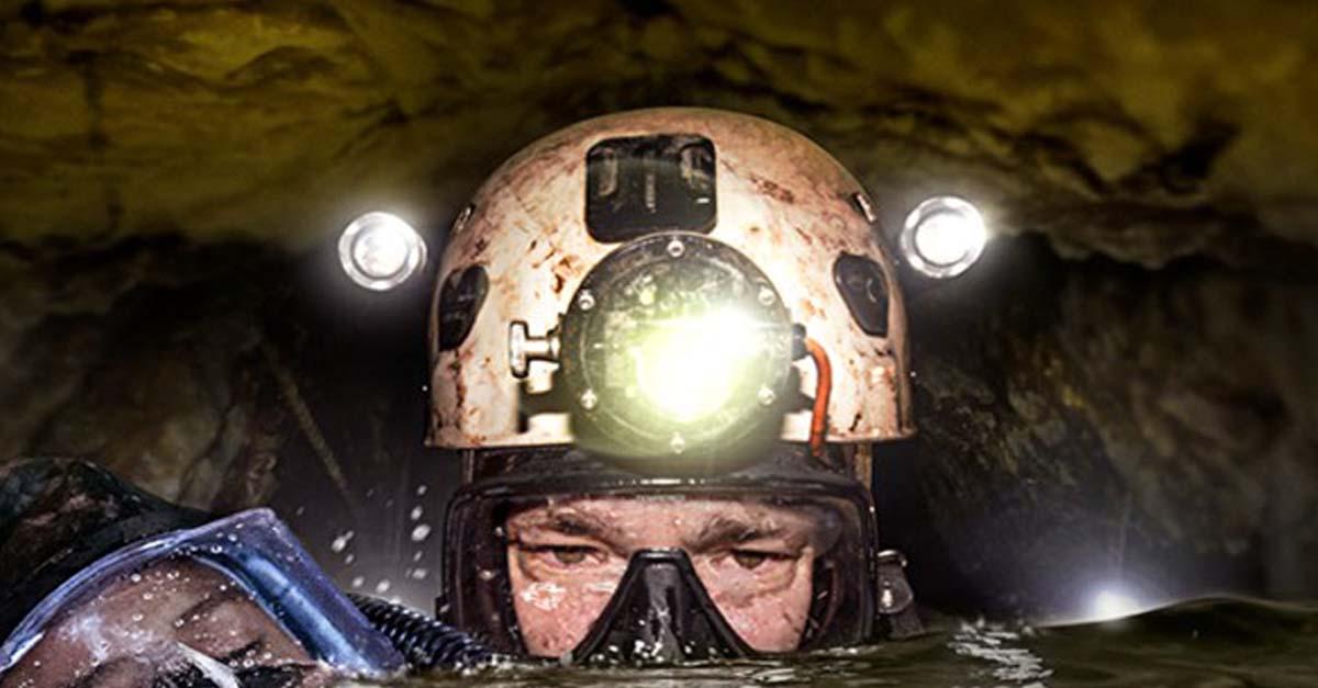 ฮือฮา ตัวอย่างภาพยนตร์ The Cave นางนอน หนังที่สร้างจากภารกิจช่วยชีวิตทีมหมูป่า