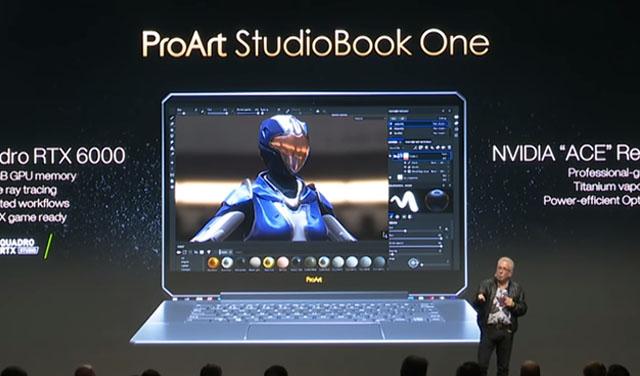 ASUS เปิดตัว Vivo Watch SP และ ProArt StudioBook รุ่นใหม่