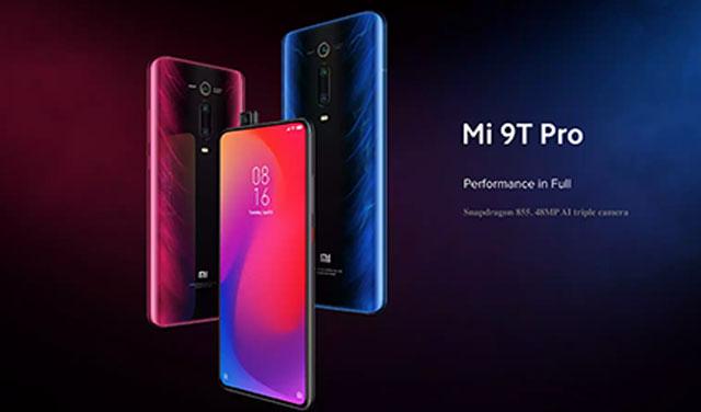 ล่าสุด Xiaomi ได้เปิดตัว Xiaomi Mi 9T Pro วางจำหน่ายแล้วทั่วประเทศ