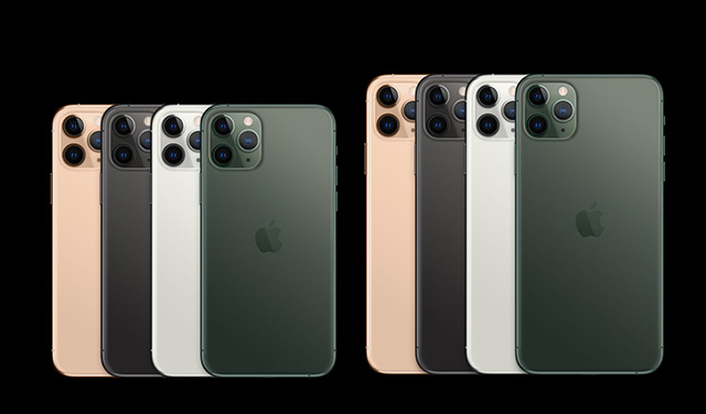 เปรียบเทียบสเปค iPhone 11 ,iPhone 11 Pro , iPhone 11 Pro Max ซื้อตัวไหนดี ??