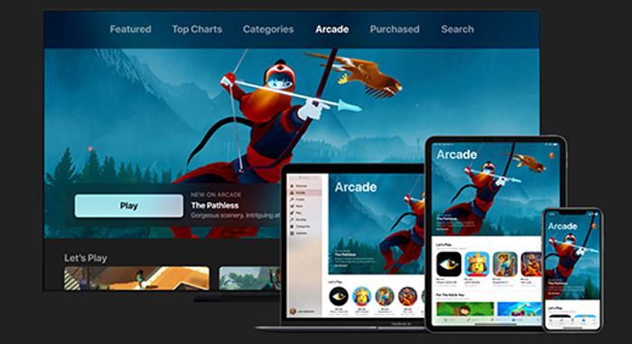 แอปเปิ้ลเปิดตัว Apple Arcade เล่นเกมดังกว่า 100 เกม แบบไม่มีโฆษณากวนใจ