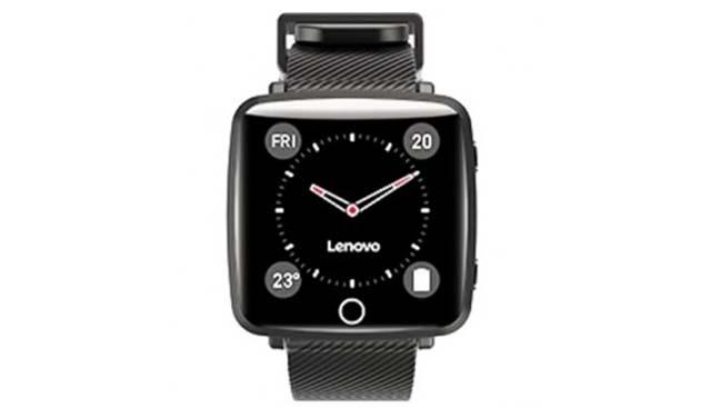 เปิดตัวแล้ว Lenovo Carme Smart Watch