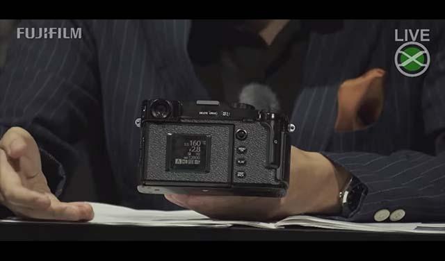 Fujifilm X-Pro 3 มาพร้อมตัวเครื่องไทเทเนี่ยม และซ่อนจอหลัง