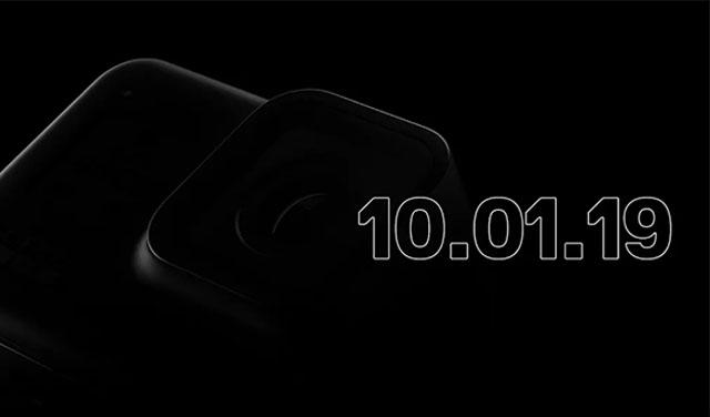 เตรียมเปิดตัว GoPro HERO 8 รุ่นใหม่ในวันที่ 1 ตุลาคมนี้