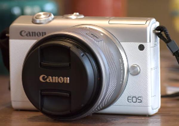 เปิดตัว Canon EOS M200 กล้อง mirrorless ระดับเริ่มต้น