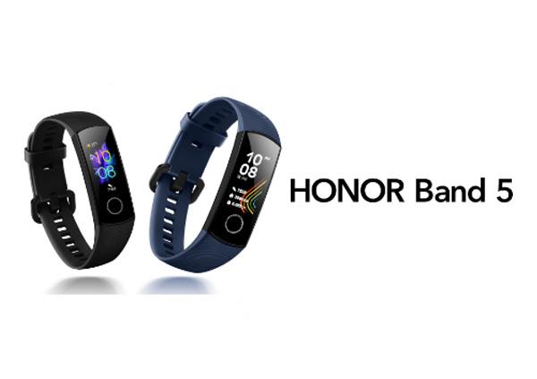 HONOR เปิดตัวสมาร์ทแบนด์รุ่นใหม่ HONOR Band 5 พร้อมฟีเจอร์ใหม่