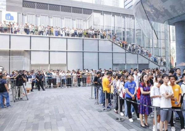 Huawei ประกาศ ทำยอดขาย Mate 30 ในประเทศจีนไปแล้วมากกว่า 1 ล้านเครื่อง