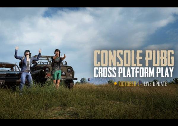 PUBG อัพเดต Cross-Platform สามารถเล่นข้ามแพลตฟอร์มระหว่าง PS4 กับ Xbox One ได้แล้ว