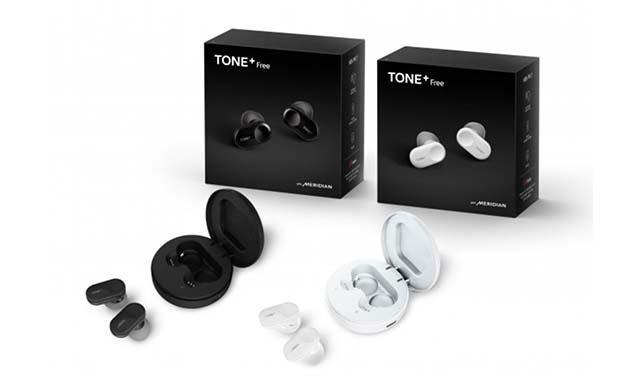 LG ประกาศเปิดตัวหูฟังไร้สาย LG Tone+ Free ซึ่งเป็นรุ่นแรกของแบรนด์
