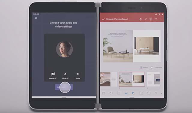 เปิดตัวสมาร์ทโฟนจอคู่ Microsoft Surface Duo เป็นได้ทั้งมือถือและแท็บเล็ต