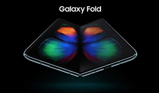 Samsung Galaxy Fold มือถือจอพับได้สุดล้ำ เปิดให้จองแล้ว