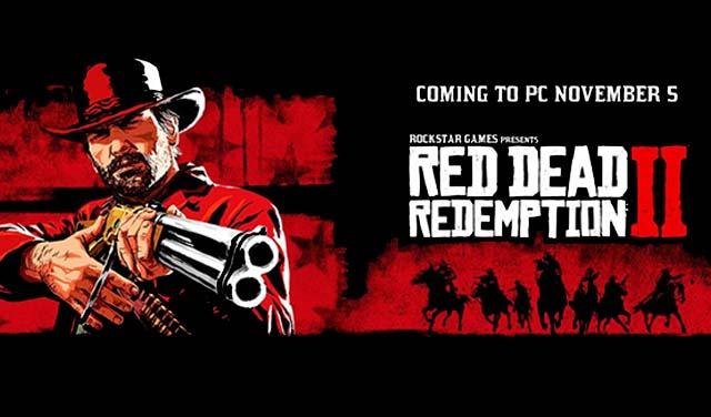 Rockstar Games ประกาศวันวางจำหน่ายเกม Red Dead Redemption 2 เวอร์ชั่น PC แล้ว