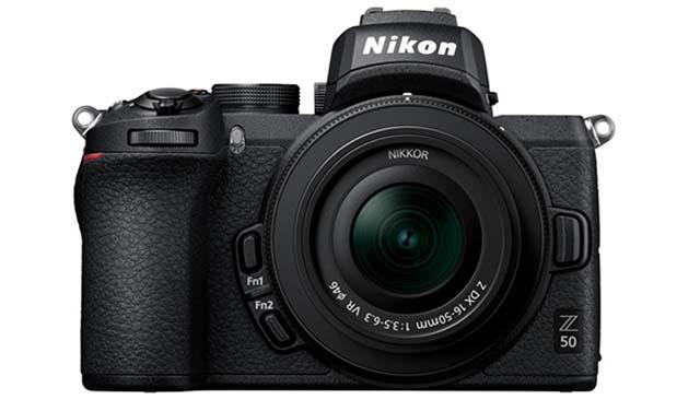 Nikon เปิดตัว Z 50 ซึ่งเป็นกล้อง Mirrorless ขนาดเล็ก น้ำหนักเบา แถมราคาสบายกระเป๋า