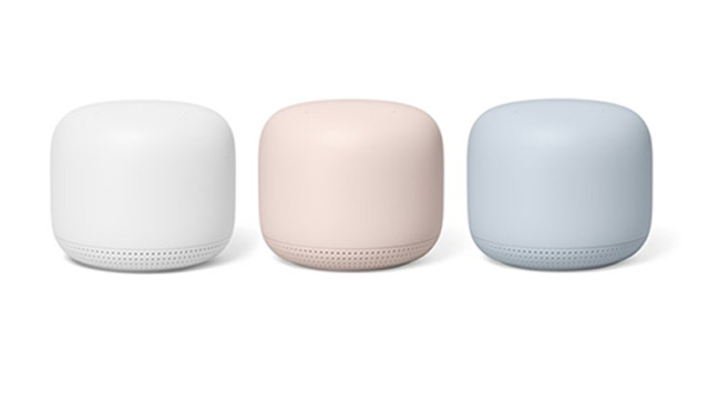 Google เปิดตัวลำโพง Nest Mini และ Nest Wifi เราเตอร์รุ่นใหม่