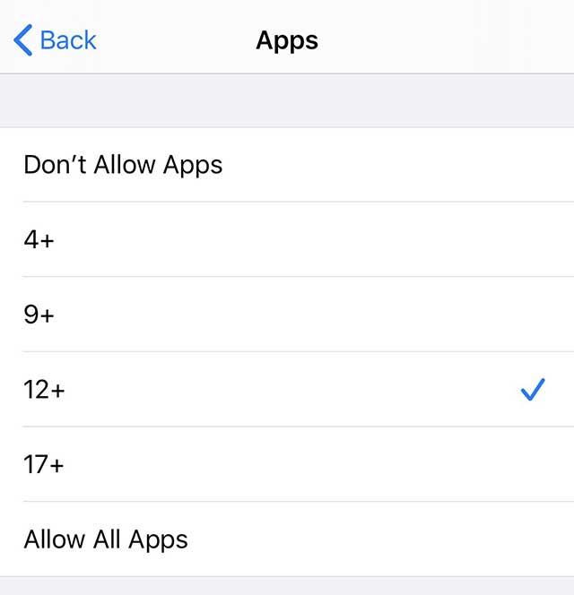 Line เพิ่มฟีเจอร์จำกัดอายุผู้ใช้งาน บน iOS และวิธีตั้งค่า iOS จำกัดอายุ