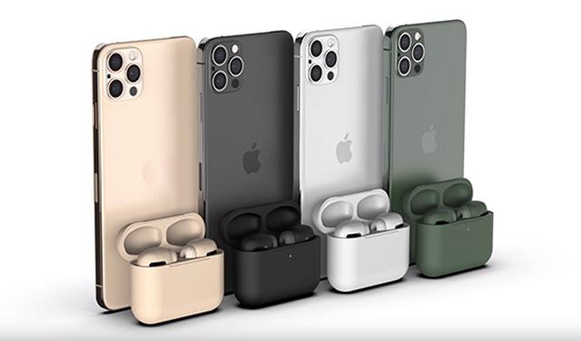 ลือ หูฟัง AirPods Pro ตัวล่าสุด จะมีหลากสีให้เลือก เข้ากับสีของ iPhone