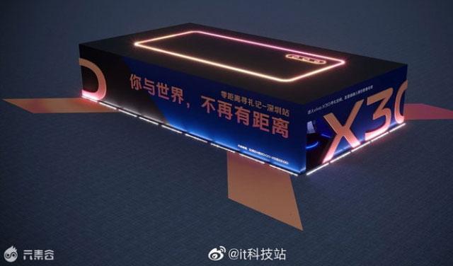 Vivo X30 5G เตรียมเปิดตัวในช่วงธันวาคม ปลายปี 2019 นี้