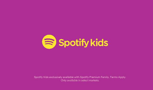 Spotify เปิดตัวแอพ  Spotify Kids ที่ออกแบบมาสำหรับเด็กโดยเฉพาะ