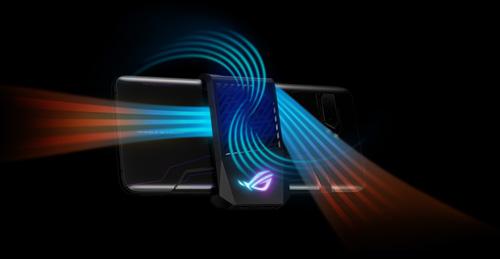 ระบายความร้อน GameCool II และให้ความเย็นกับตัวเครื่อง AeroActive Cooler II