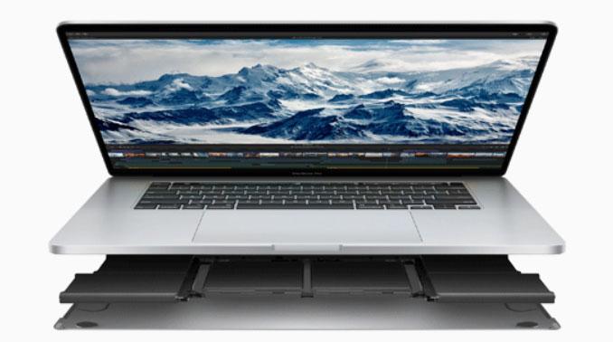 Apple เปิดตัว MacBook Pro 16 นิ้ว