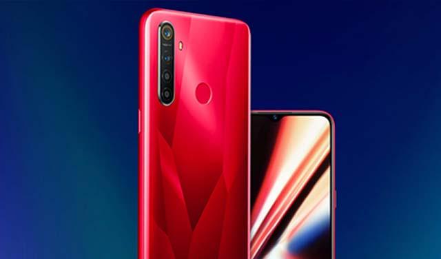 Realme 5s กล้องหลังความละเอียด 48 ล้านพิกเซล พร้อมเปิดตัวแล้วในอินเดีย 20 พฤศจิกายน 2019