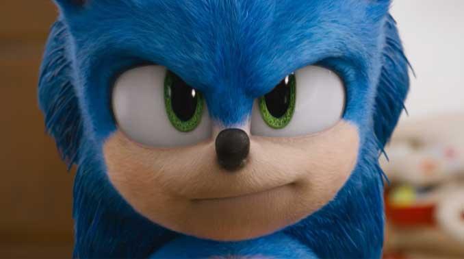 ชมคลิป!! ตัวอย่างหนัง Sonic The Hedgehog โซนิคเจ้าเม่นสายฟ้า เวอร์ชั่นปรับดีไซน์ใหม่