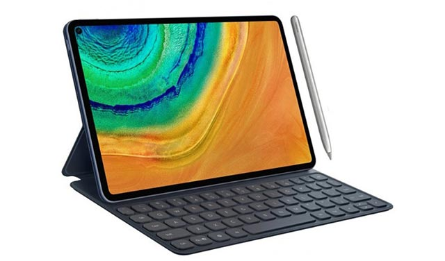 Huawei เปิดตัว MatePad Pro แท็บเล็ตรุ่นใหม่พร้อมจอแสดงผลแบบเจาะรูอย่างเป็นทางการ