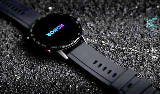 เผยภาพโปรโมตนาฬิกาอัจฉริยะ Honor Magic Watch 2