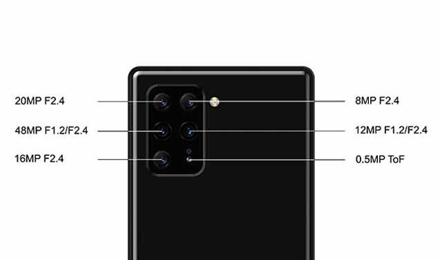 ข่าวลือ!! Sony เปิดตัว Xperia 0 สมาร์ทโฟนเรือธงรุ่นพรีเมี่ยมที่แท้จริงของปี 2020 มาพร้อมกล้องหลัง 6 ตัว