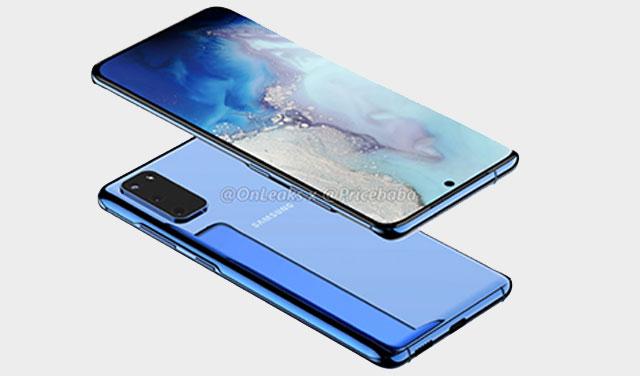 หลุด!! Samsung Galaxy S11e รูปแรกที่รั่วไหลออกมา เผยให้เห็นหน้าจอโค้งและกล้องสามตัว มีคลิป